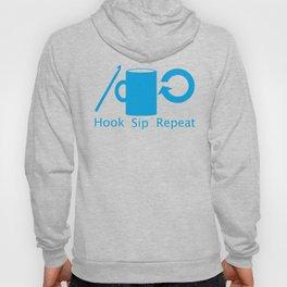 Hooks and Coffee Hoody