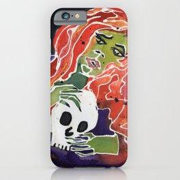 GHOUL IN LOVE iPhone Case