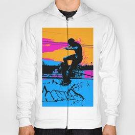 On Edge - Skateboarder Hoody