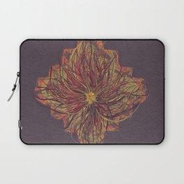 Alien Flower Laptop Sleeve