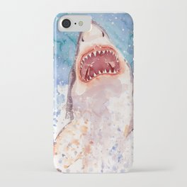Shark Jaws iPhone Case