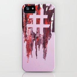 #HASHTAG iPhone Case