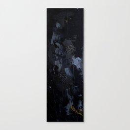 Color Blac Canvas Print