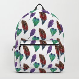 Feather Collection Backpack