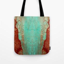 Aligator Tote Bag