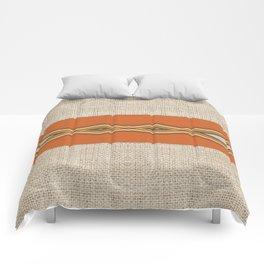 Southwestern Earth Tone Texture Design Comforters