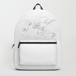 continuous love Backpack