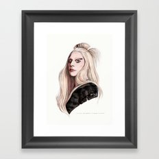 If you don't like absurdity, I'm probably not for you Framed Art Print