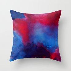 Etheral Throw Pillow