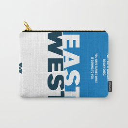 East of West Carry-All Pouch