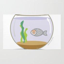 fish eye Rug