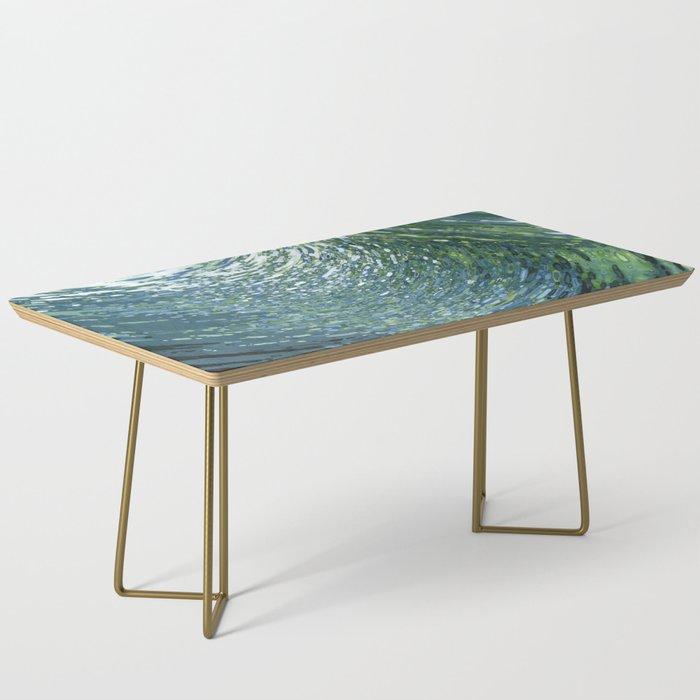 Underwater Movement Coffee Table