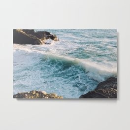 I don't think I can stay Metal Print