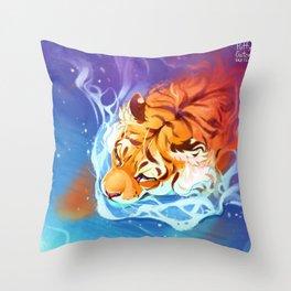 In Between Dreams Throw Pillow