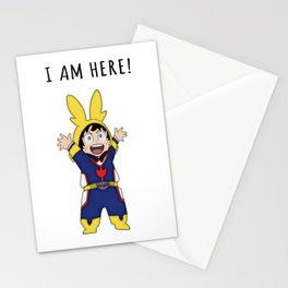 Small Might Stationery Cards