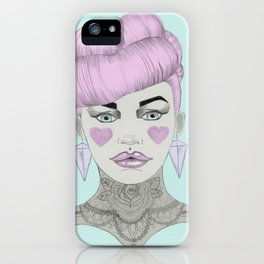 PALOMA iPhone Case