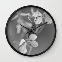 gray II Wall Clock