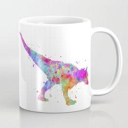 Carnotaurus Dinosaur Coffee Mug
