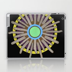 radial blame I Laptop & iPad Skin