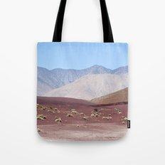 Layers of Earth II (Fossil Falls, California) Tote Bag