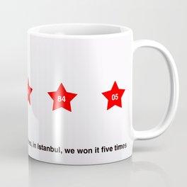 5 Times Coffee Mug