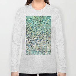 Mermaid Scales Long Sleeve T-shirt