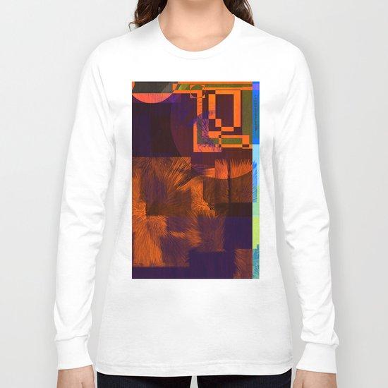 Cheval-de-frise Long Sleeve T-shirt