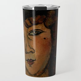 "Amedeo Modigliani ""Lolotte"" Travel Mug"