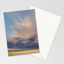 Sky Splash Stationery Cards
