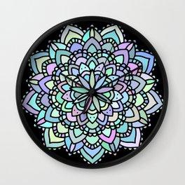 Mandala 08 Wall Clock