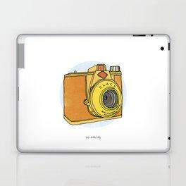 So Analog - Agfa Clack Retro Vintage Camera Laptop & iPad Skin