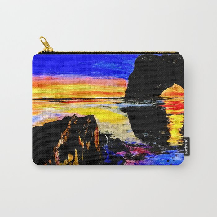 Cordova Sunset Carry-All Pouch