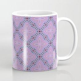 Salmon Feather Coffee Mug