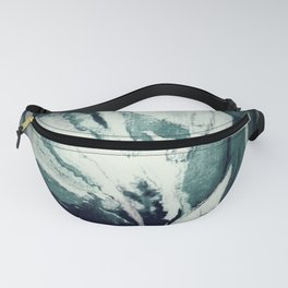 Vintage mermaid II Fanny Pack