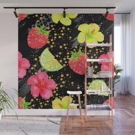 Summer Glitter #12 Wall Mural
