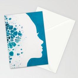 Ocean Goddess Stationery Cards
