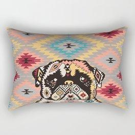 PUG Kilim Rectangular Pillow