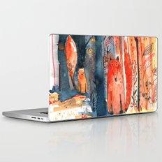 Foxes Laptop & iPad Skin