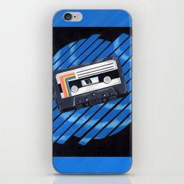 Space cassette iPhone Skin