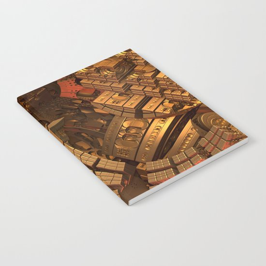 Mad Mad World Notebook