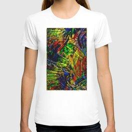 Mosaic of Bird V2 T-shirt