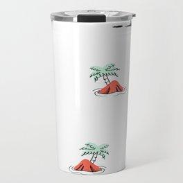 Sunny Vibe Travel Mug