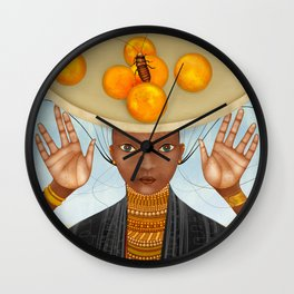 Meissa Wall Clock