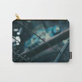 Hidden Graffiti Carry-All Pouch