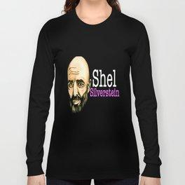 Shel Silverstein Long Sleeve T-shirt