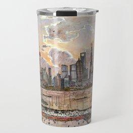 Shanghai Pudong Travel Mug