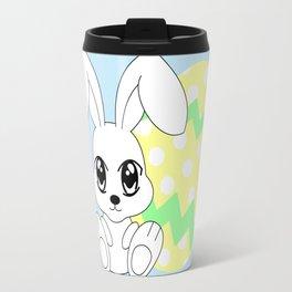 The Easter bunny Travel Mug
