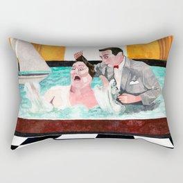 The Buxton Bath Rectangular Pillow