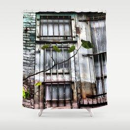Bad Paint Job Shower Curtain