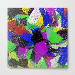 Paint To Feel Better Metal Print